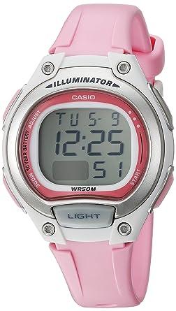 Amazon.com  Casio Women s  Classic  Quartz Resin Casual Watch e137c33d73