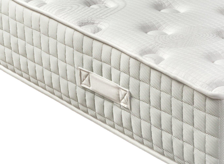 DORMIDEO - Colchón Viscoelástico City Luxury - Fibras ecológicas Cashmere, Antibacterias, 90x190cm: Amazon.es: Hogar