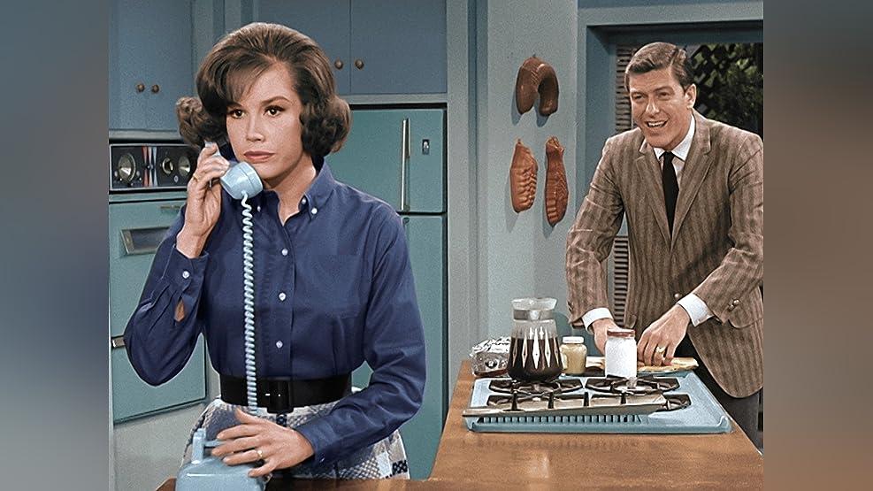 The Dick Van Dyke Show - Now In Living Color!, Season 1