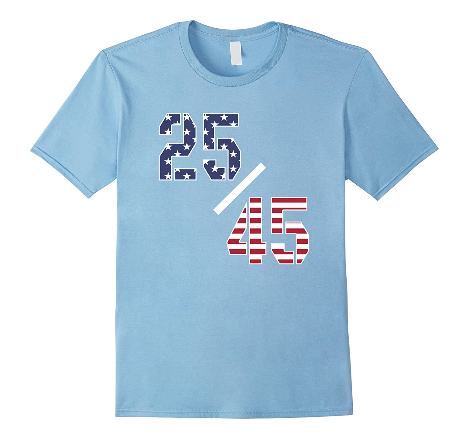 25/45 Impeach Tshirt Great gift idea-BN