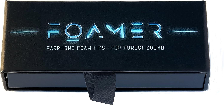 Foamer F4 0 6 Paar Noise Cancelling Schaum Elektronik