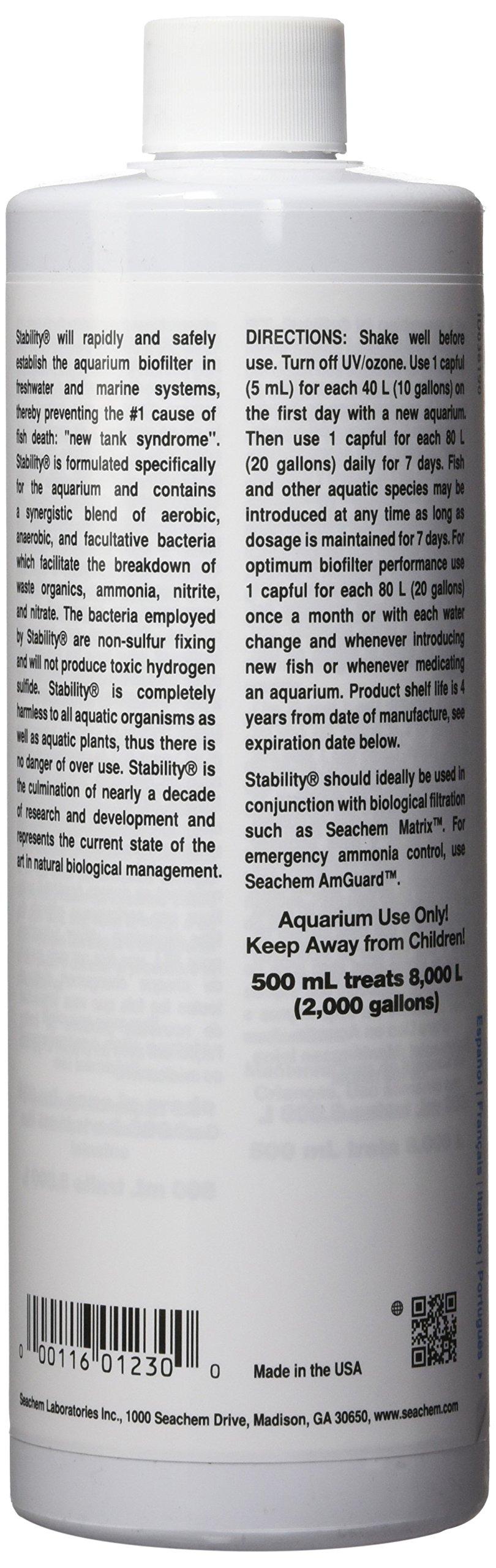 Seachem Stability 500ml