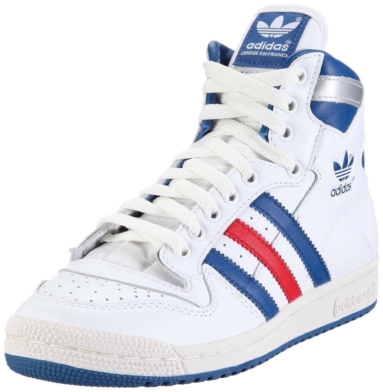 meet 9349a 46b02 adidas Originals DECADE OG MID V23140, Unisex - Erwachsene Sneaker, Weiss  (WHTLONEBLL), EU 36 23 (UK 4) Amazon.de Schuhe  Handtaschen