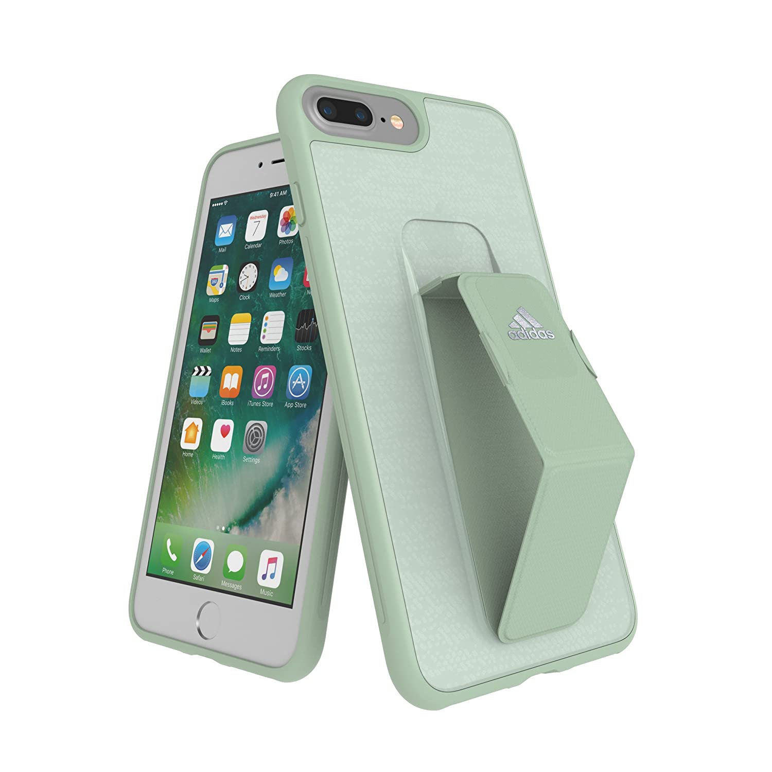 pretty nice 873bb 24a15 Amazon.com: Adidas Performance Grip Case for Apple iPhone (iPhone 8 ...