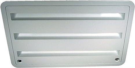 Dometic Rv Refrigerator >> Dometic 3109350 011 Refrigerator Vent Lower Sidewall Vent Polar White