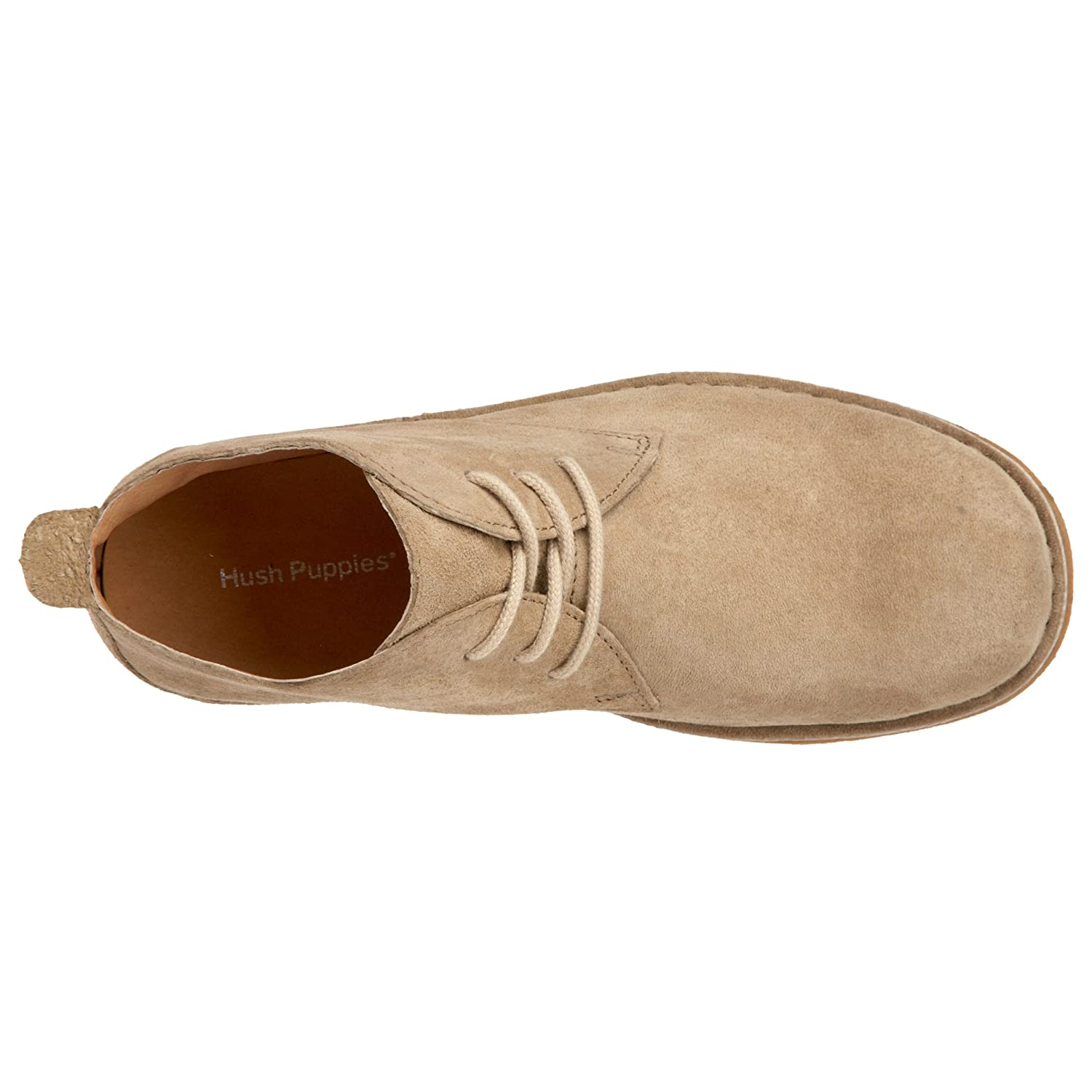 2e3b32e36c11 Hush Puppies Men s Desert Taupe H1272935B 6 UK  Amazon.co.uk  Shoes   Bags