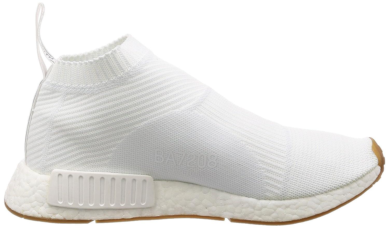 6435690c8 adidas NMD City Sock CS1 PK Primeknit White Gum - White Gum Trainer Size  9.5 UK
