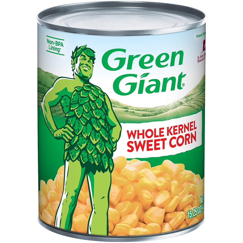 Green Giant Whole Kernel Sweet Corn, 15.25 oz