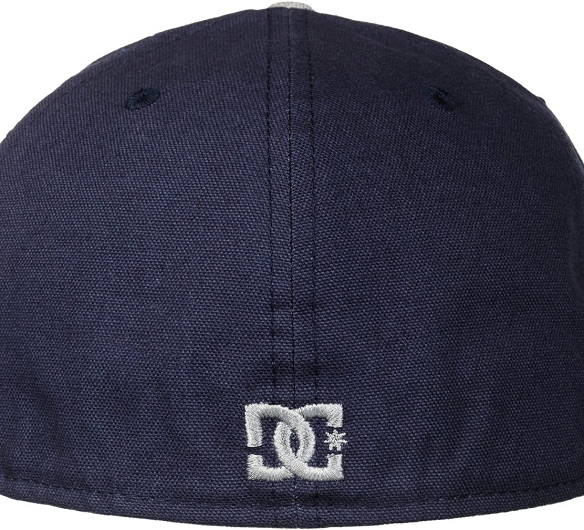 DC Mens Coverage II New Era Hat