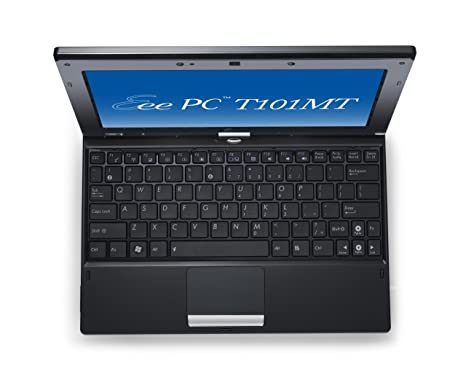 Asus Eee Pc T101mt Bu37 Bk 10 1 Inch Convertible Tablet Black