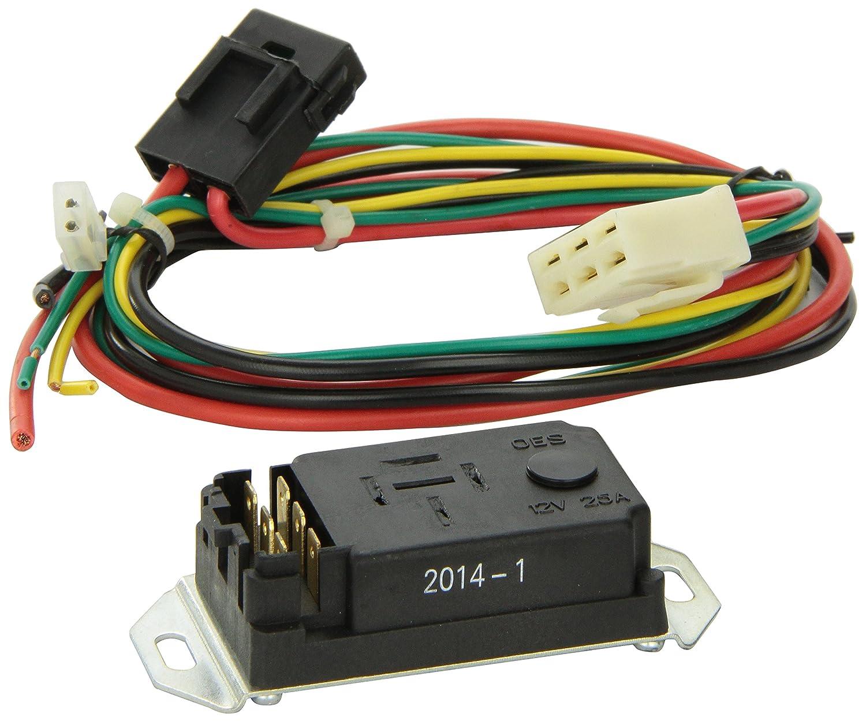 Derale 16759 Adjustable Fan Controller Automotive Single Speed Dual Cooling Wiring Diagram