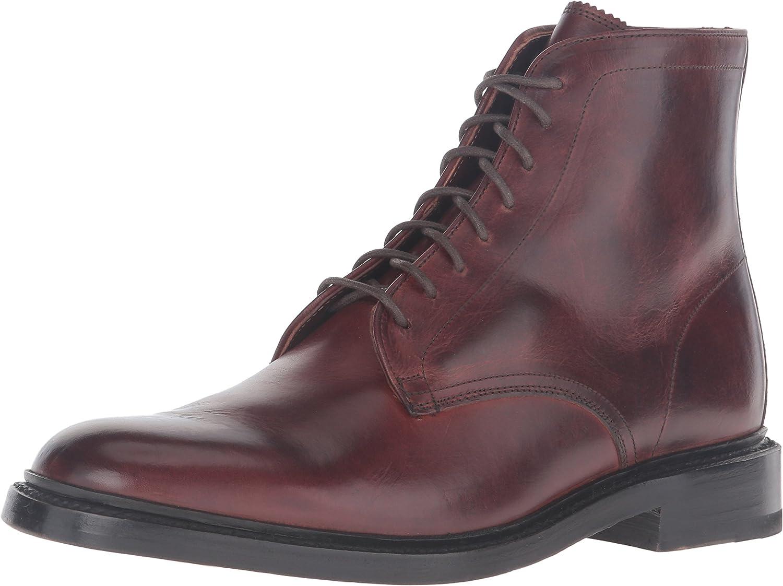 Frye Mens Johnny Combat Casual Dress Boots Boots