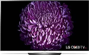 LG Electronics OLED55B7A 55-Inch 4K Ultra HD Smart OLED TV (2017 Model)