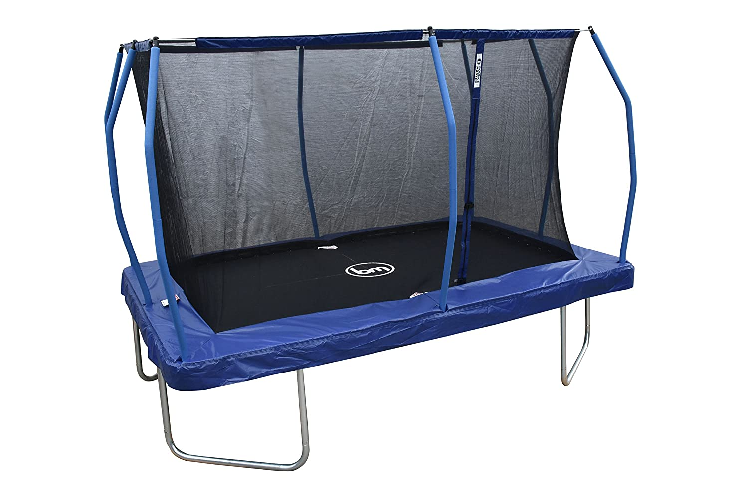 Bounce Master Enclosure 12×8 Rectagular Trampoline