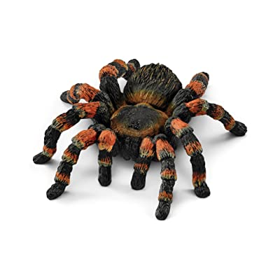 SCHLEICH Wild Life Tarantula Educational Figurine for Kids Ages 3-8: Toys & Games