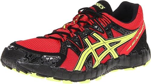 Asics Gel-FujiTrainer 2 - Zapatillas de Running para Hombre, Color Rojo, Talla 45.5 EU: Amazon.es: Zapatos y complementos