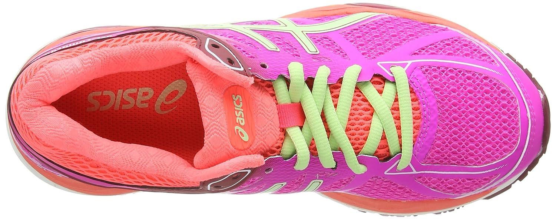 ASICS Gel-Cumulus 17, Damen Laufschuhe Glow/Pistachio/Flash Pink (Pink Glow/Pistachio/Flash Laufschuhe Cora 3587) e713de