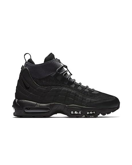 d0f60ec05f Nike Air MAX 95 Sneakerboot, Botas de Senderismo para Hombre, Negro  Black/Anthracite/White 001, 47.5 EU: Amazon.es: Zapatos y complementos