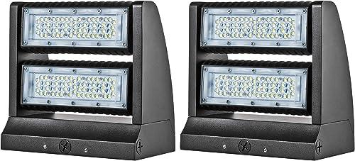 Hyperikon LED Wall Pack Rotatable