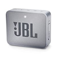 JBL GO 2 Portable Bluetooth Waterproof Speaker - Grey