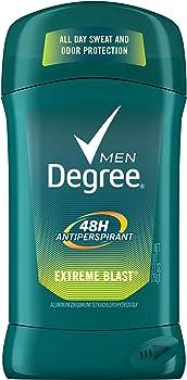 6-Pack Degree Men Dry Protection Antiperspirant Deodorant