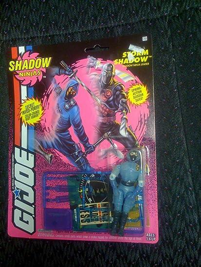 Amazon.com: GI JOE Shadow Ninjas 1993 STORM SHADOW 3.5 ...