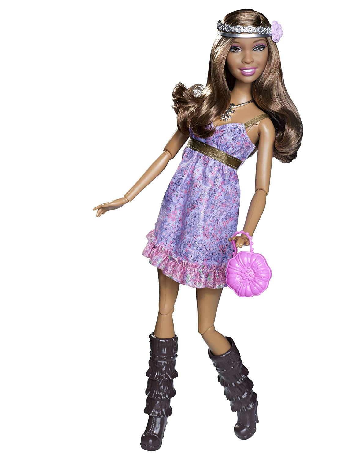 Barbie - T7410 - Muñeca Maniquí Fashionista - Mix  Styles - Arsty