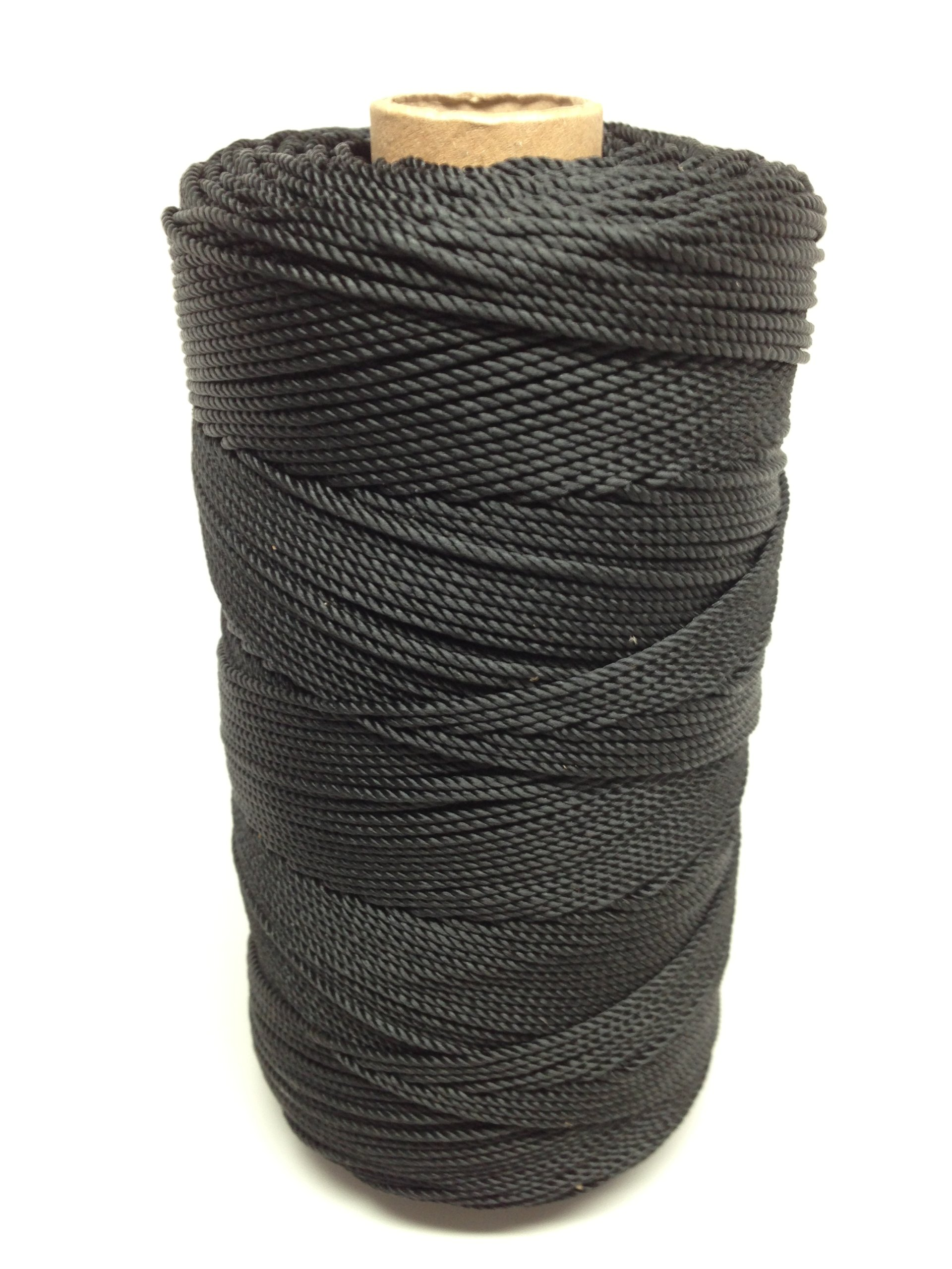 SGT KNOTS Tarred Twine #18 Durable Bank Line - 1 Pound - Moisture, UV, Abrasions Resistant - for Gear Bundles, Crafting, Tie-Down, Home Improvement, Landscaping, Construction (1000 feet) by SGT KNOTS