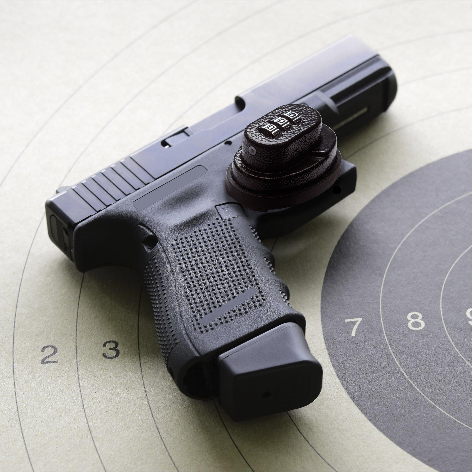 Gun Lock, Outdoor Nation 3-Digit Combination Gun Lock by Outdoor Nation (Image #2)