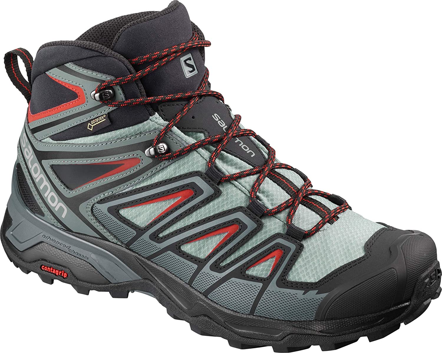 premium selection b7aec 6e468 Salomon X Ultra 3 Mid Gore-TEX Walking Boots - SS19: Amazon ...