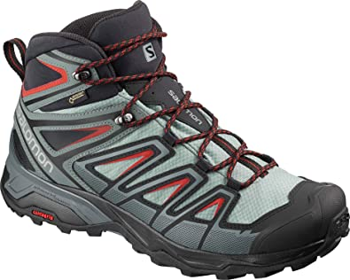 af61df40e3c Salomon Men's X Ultra 3 Mid GTX Hiking Boot