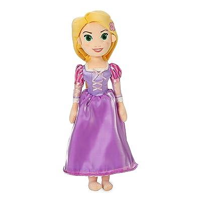 Disney Rapunzel Plush Doll - Tangled - Medium - 17 Inch: Toys & Games