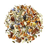 Sleep Tea Organic Herbal Tea - All Natural Sleep Aid Blend - Good Night Relaxing Camomile Infusion 200g 7.05 Ounce
