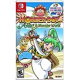 Wonder Boy - Asha in Monster World - Nintendo Switch