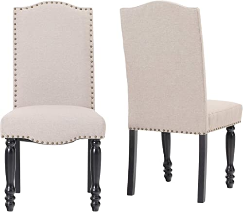 Sophia William Dining Chairs Set of 2 Parsons Diner Chair