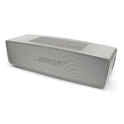 Amazoncom Bose Soundlink Mini Bluetooth Speaker Ii Pearl Home