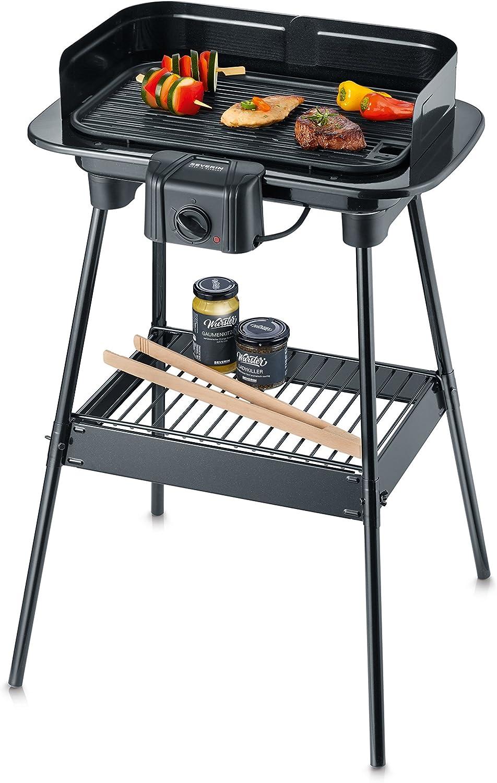SEVERIN PG 8551 Barbecuestaande grill (2.300W
