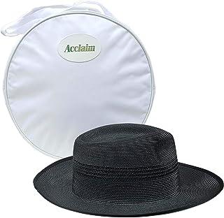 Acclaim Kalgoorlie International de Cricket Umpires Chapeau avec Le Bandeau Rester en Place et Chapeau Blanc Sac de Transport