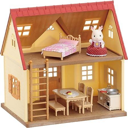 Maison de Poupées Set de Cottage Cozy Sylvanian Families 5242