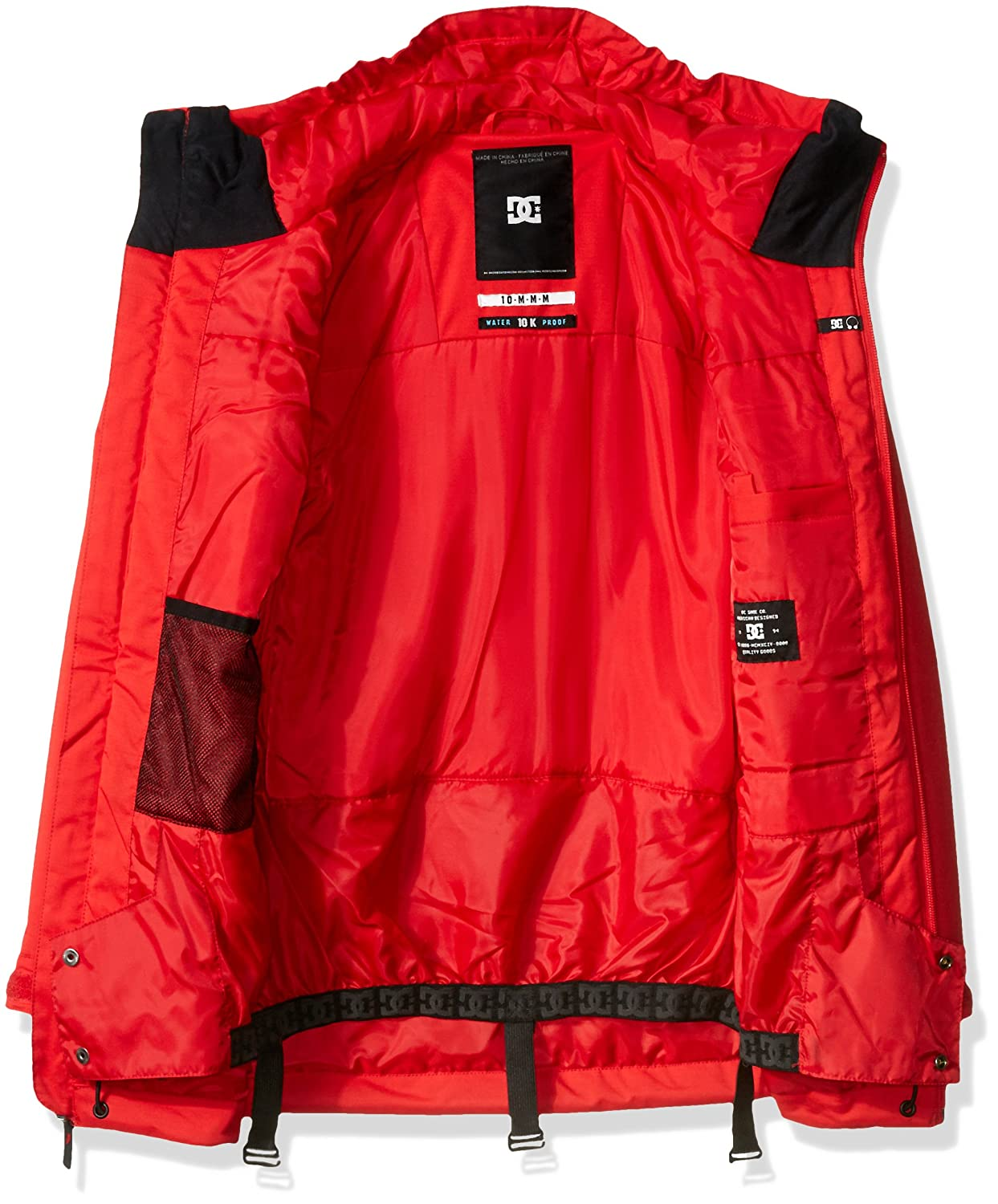 3ba76033c popular stores ba0c3 9424b dc boys big youth story 10k water proof ...