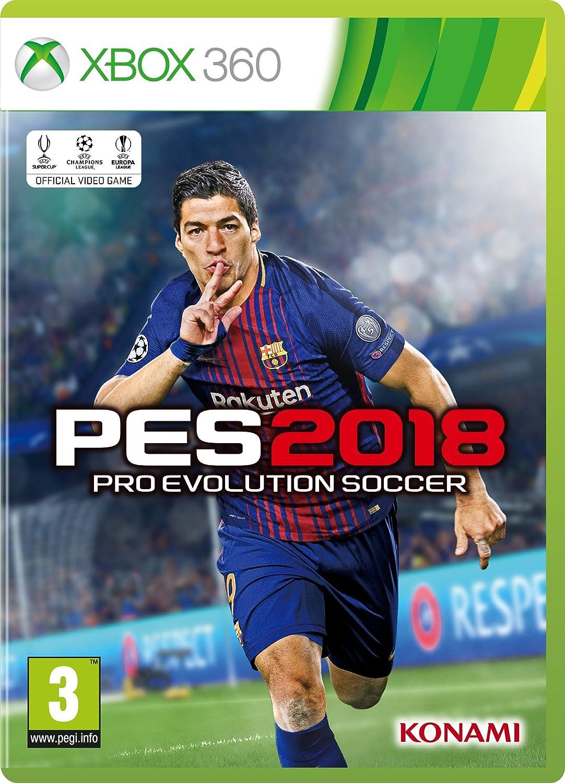 PES 2018 - Xbox 360 [Importación inglesa]: Amazon.es: Videojuegos