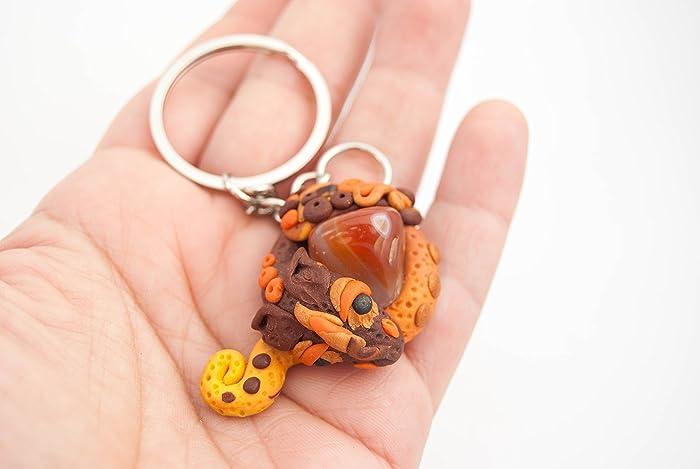Llavero dragon - Dragón - Dragon joyería - amuleto ...