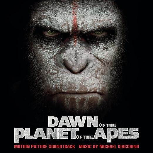 【電影原聲帶-無損】猩球崛起:終極決戰(WarForThePlanetOfTheApes)