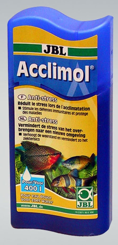 ACCLIMOL JBL 250ml anti-stress pour 1000l
