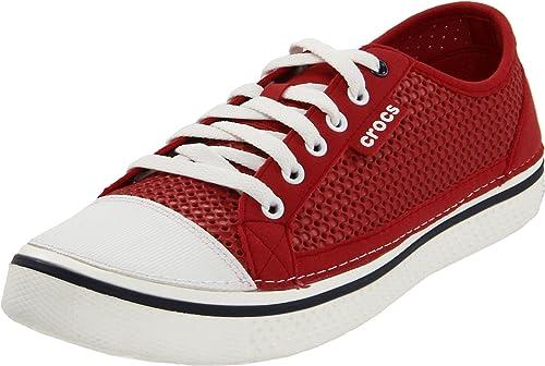 Crocs Men's CrosMesh Hover Lace-Up Shoe