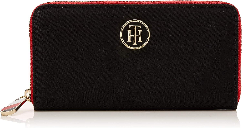 Tommy Hilfiger Poppy Lrg Za Wallet, Cartera para Mujer, 2x10x19 cm (W x H x L)