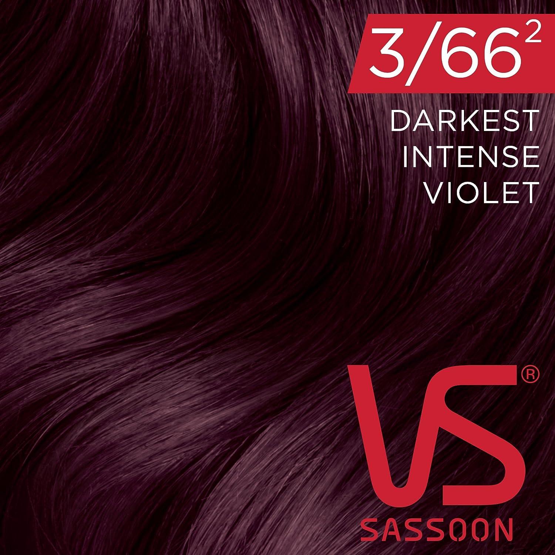 Vidal Sassoon Salonist Permanent Hair Colour 743 Intense Red