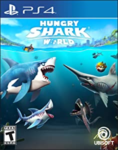 Hungry Shark World - PS4 [Digital Code]