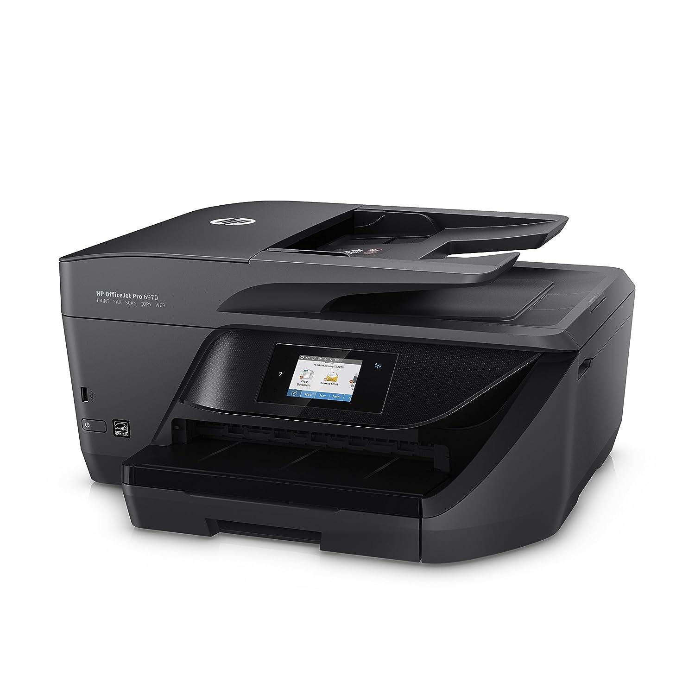 HP OfficeJet Pro Impresora multifunción pantalla gráfica color CGD de  WiFi