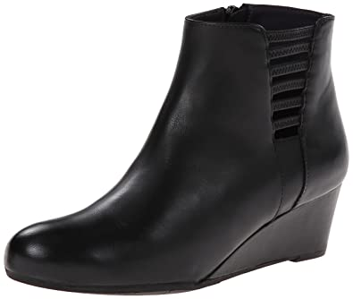 VANELi Women's Laban Boot,Black Nappa,7.5 ...